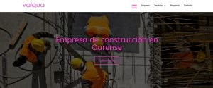 valqua empresa reformas impermeabilizaciones ourense